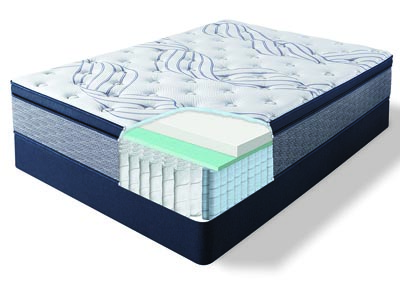 Image for Kleinmon II Plush PT King Mattress
