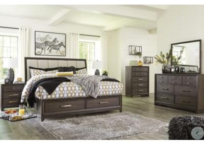 Image for Kentwood 4PC King Bedroom Pkg