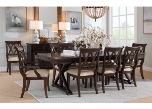 Verona 8PC Dining Package