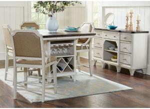 Image for Landon 5PC Kitchen Island Pkg