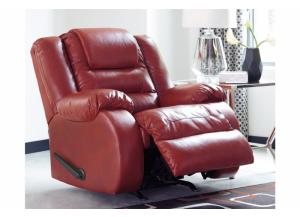 Capri Recliner Chair Salsa
