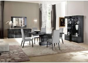 SOPRANO 7PC DINING ROOM PKG