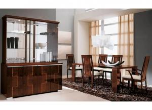 VENICE 8PC DINING ROOM PKG