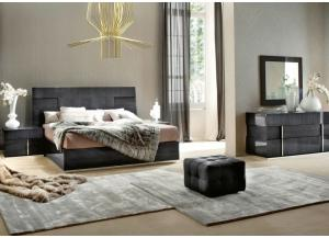 Image for SOPRANO 5PC KING BEDROOM PKG