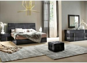 Image for SOPRANO 5PC QUEEN BEDROOM PKG