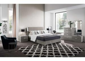 Image for ZARAH 4PC KG BEDROOM PKG
