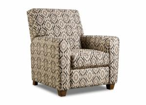 Lacey Pattern Recliner