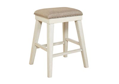 Landon Rect Backless Stool