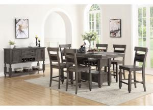 Stony Point 5PC Dining Package