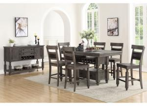 Stony Point 7PC Dining Package