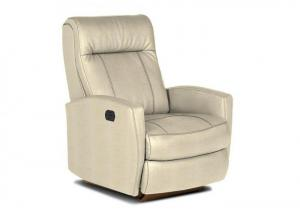 Roby II Pwr Recliner Chair Eggshell