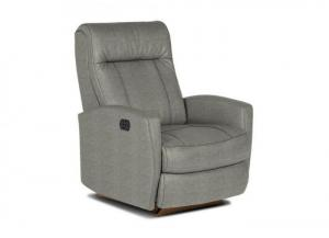 Roby II Pwr Recliner Chair Smoke