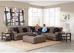 Bolero 3 Pc Sectional W/USB Port