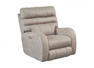 Kasey Power Recliner with Power Headrest