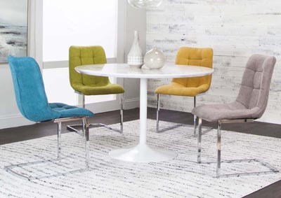 Dorothy 5PC Dinette Pkg Multi Color