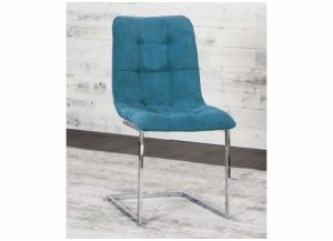 Image for Dorothy Side Chair Aqua