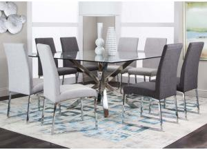 Patricia 5PC Dinette Pkg Multi Colors
