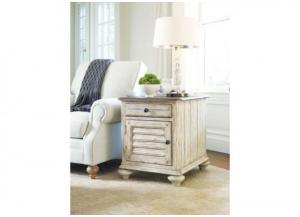 Westland Chairside Accent Table