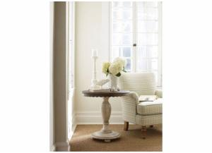 Westland Round Accent Table
