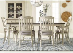 Image for Agusta 7PC Dining Room Pkg