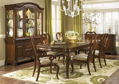 Villa Grand 7PC Dining Room Pkg