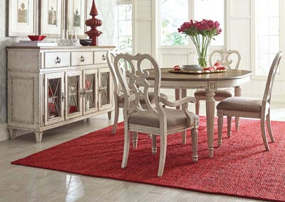 Rosetta 5PC Dining Room Pkg