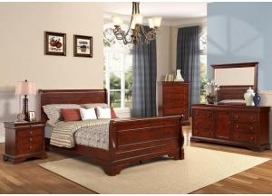 Carlisle 4PC FL Bedroom Pkg