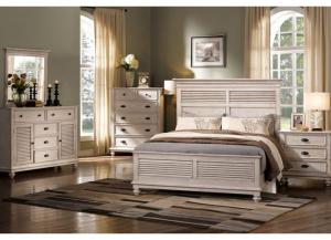 Huntington 4PC KG Bedroom Pkg