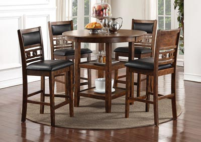 Jake 5PC Dining Rm Sold As Set
