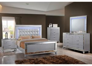 Nadine 4PC QN Bedroom Pkg