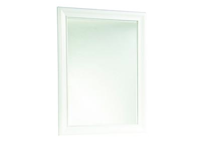 Rylie Mirror White