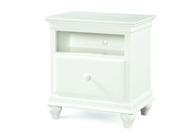Rylie Nightstand  White