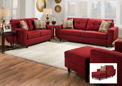 Image for Allure Loveseat