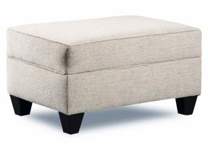 Image for Archie Storage Ottoman