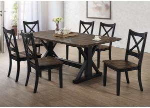 LEXIE 6PC DINING PKG