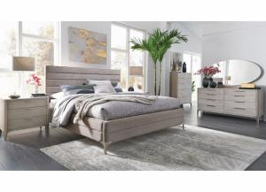 Sasha 4PC Kg Bedroom Pkg