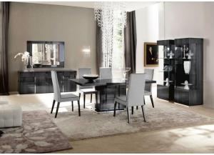 SOPRANO 8 PC DINING ROOM PKG