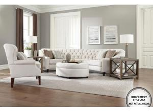 Lexy 2PC Sectional Pkg