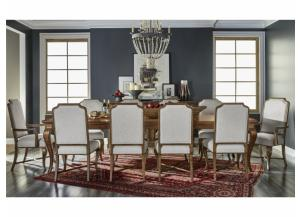 Image for Crawford 8PC Dining Room Pkg