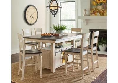 Image for Scarsdale 5PC Dining Pkg