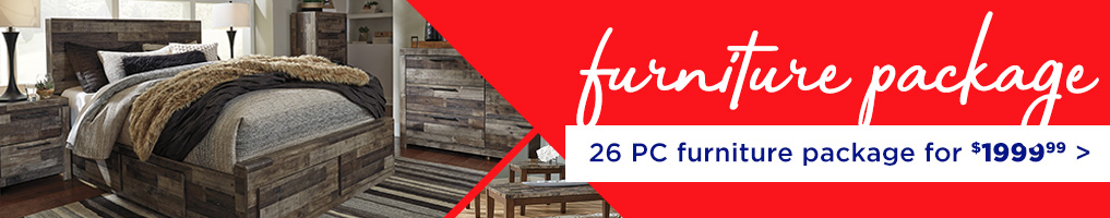 26 PC Furniture Package