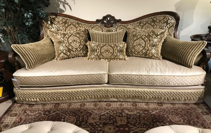 Chateau Beauvais Sofa,InStore Products