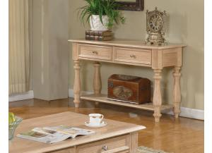 Shantoria Elegant Wood Sofa Table