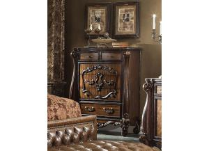 Versailles Cherry / 2 Tone dark Brown Chest