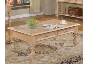 Shantoria Elegant Wood Coffee Table