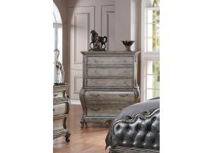 Chantelle Antique Platinum Chest