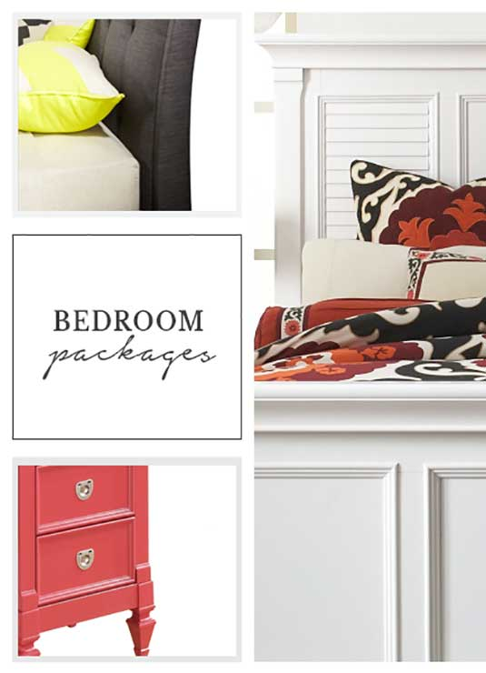 Bedroom Designer Packages