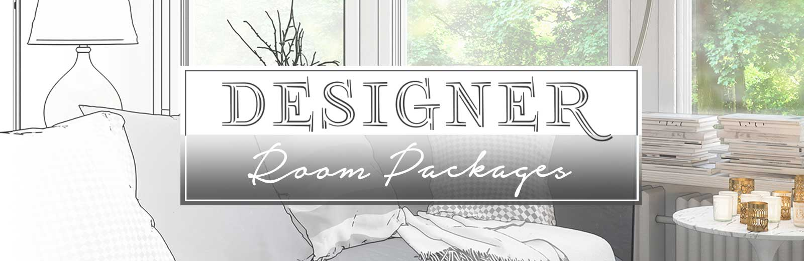 Designer Room Packages
