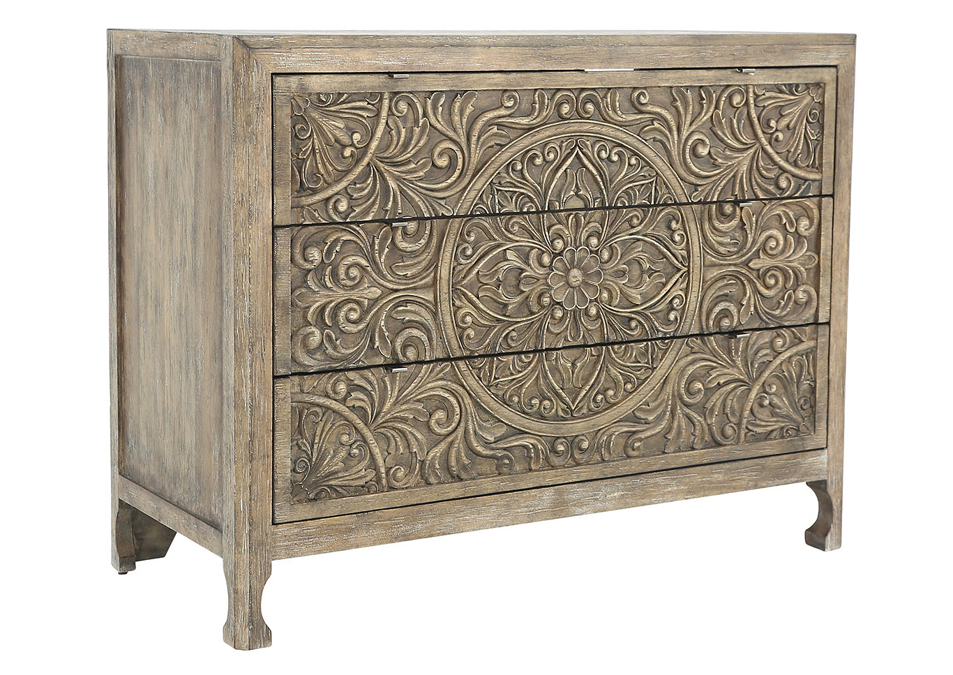 LAGRANGE LOCKHART ACCENT CHEST,HOOKER FURNITURE