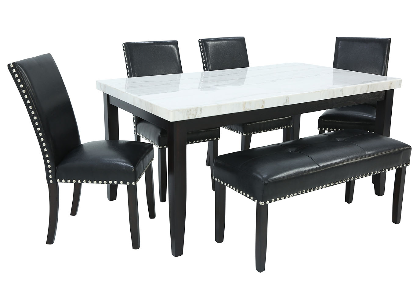 Ivan Smith WESTBY 6 PIECE DINING SET
